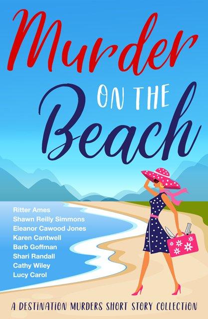 Murder on the Beach — Summer cozy anthology